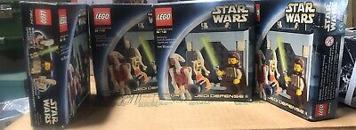 NEW Lego 7204 Star Wars Jedi Defense II