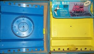 TOOL MAID TOOL TRAYS , 1 - BLUE , 1 - YELLOW $10.00 EACH