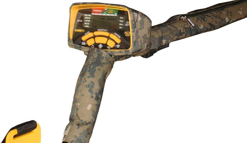 Rain, Dirt & Dust covers kit for Garrett ACE 200 i, ACE 300 i, ACE 400 i