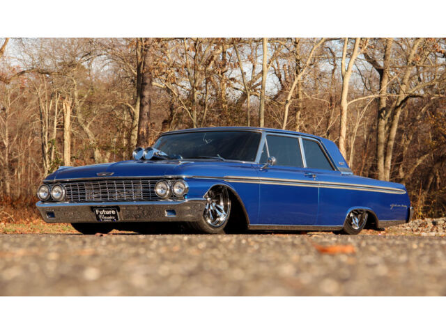 Ford : Galaxie LOWRIDER Wild Custom Galaxie 500 Lowrider Show Winner Air Ride 1,800W Stereo 460 Auto 9""