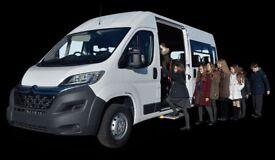 Transport minibus