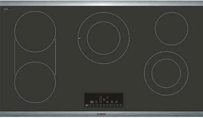 """Bosch 800 Series 36"""" 5 Smoothtop Burners Electric Cooktop NET8668SUC"""