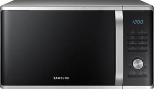 New/Open Box SAMSUNG Microwave 1.1 Cu Ft (MS11K3000AS) You Pay! $80 / Reg. $130 USD