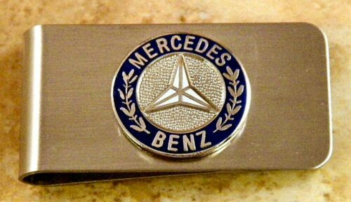 Mercedes Benz Money Clip