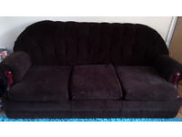 Fabric Sofa set(3+2 seater) for SALE, BARGAIN price