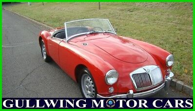 MG  1959 Used Manual Convertible