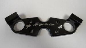 Hayabusa-Lowering-Top-clamp-black-1999-2000-2001-2002-2003-2004-2005-2006-2007