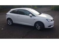 2013 Seat Ibiza Toca 1.4l for sale