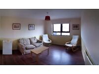 Furnished Two Bedroom Flat, 154 Paisley Road, Renfrew. Available Now