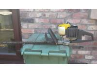 Mcculloch petrol hedge trimmer in good working order