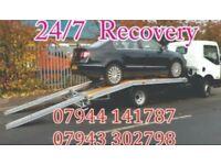 Recovery breakdown service London