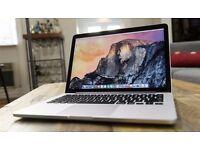 "MacBook Pro Retina 13"" 256GB (Bought Aug 2016)"