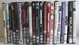 FILM DVD's - 21 Great Movies