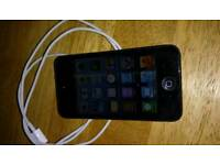 IPod touch, 4th gen, black, 8gb