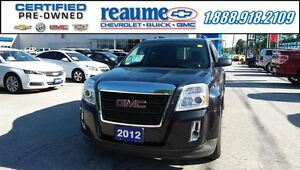 2012 GMC Terrain SLE-2 Bluetooth Rear Camera
