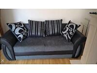 Settee / sofa cuddle chair