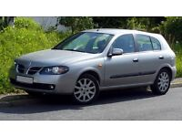 £450 Nissan Almera best for first time buyer