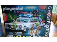 Playmobil Ghostbusters ecto 1 car brand new