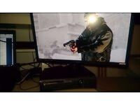 Xbox 360 Console & 12 Games