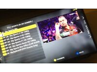 IPTV MAG 250 receiver HD & 12 Months included + VOD openbox V9s Zgemma H2h H2s skybox f5s