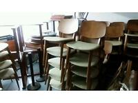 Complete restaurant/cafe furniture for sale