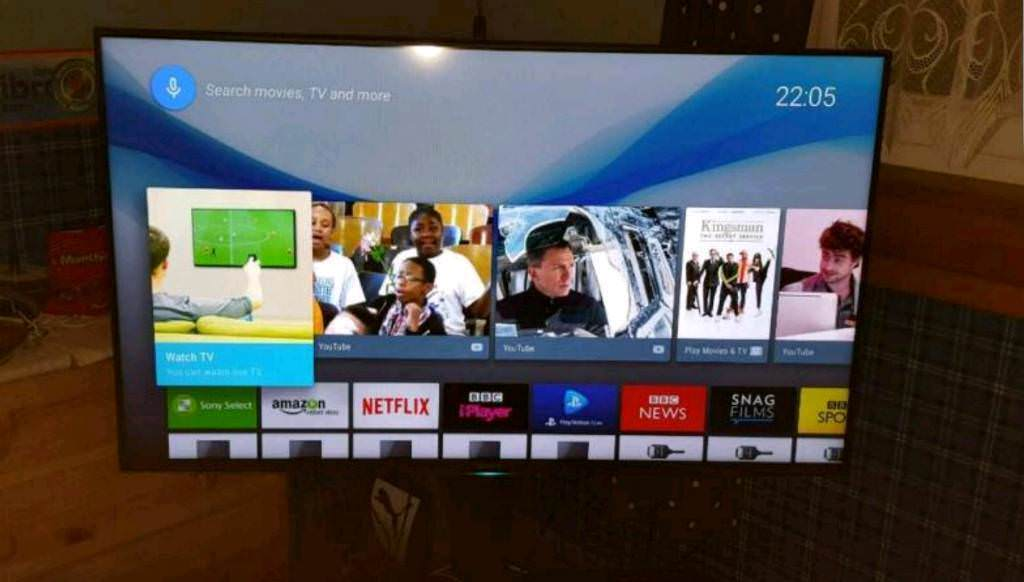 Sony Bravia 50 Smart Android Tv KDL-50W809CBU | in Inverkeithing, Fife |  Gumtree