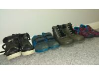 Boys shoes , size 6-7-8