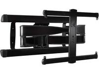 """Sanus Vlf728 (B2) Slim Full Motion Swivel TV Bracket Wall Mount (42-90"""") brand new"""