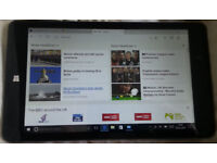 "Windows 10 Tablet 8"" - Quad Core 32gb - KODI-TV Movies Sports **BOXED LIKE NEW**"