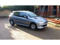 2002 Peugeot 206 1.4 hdi diesel very economical