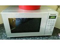 Panasonic microwave grill. Brand new