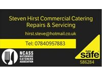 Commercial Catering Repairs & Servicing