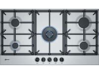 Brand new Neff 5 burner gas hob T29DS69N0 90cm