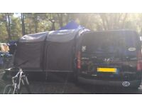 Vango Drive away awning (airbeam awning). Used once last season. Ideal for any small vans.