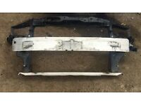 VAUXHALL CORSA D FRONT PANEL / SLAM BAR COMPLETE 2009 2010 2011 2012 USED GENUINE