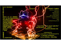 DJ + SOUND + LIGHTS HIRE - [ From* £ 50.00/- for 1 EVENT ] in & around BUCKINGHAMSHIRE