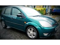 Wee 5 Door Ford Fiesta Zetec With Long Mot