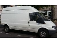 FRIENDLY RELIABLE PROFESSIONAL MAN AND VAN