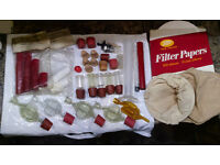 Selection of Wine Making Items