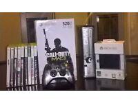 xbox 360 slim MW3 limited edition