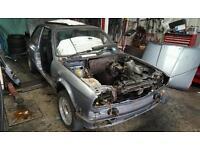 BMW E30 BREAKING