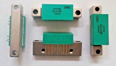 2 Pieza BGY85 Amplificador Transistores Philips (Vintage) segunda mano  Embacar hacia Mexico