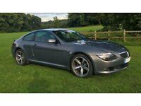 BMW, 6 SERIES, Coupe, 2007, Semi-Auto, 2993 (cc), 2 doors