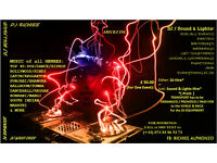 DJ HIRE & or SOUND / LIGHTS HIRE - in & around BUCKINGHAMSHIRE [ £ 50.00/- for 1 WHOLE EVENT ]