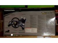 Bargain Thrustmaster 360 Modena pro racing wheel