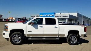 2015 Chevrolet SILVERADO 2500HD HIGH COUNTRY - LOW KM'S, ONE OWN