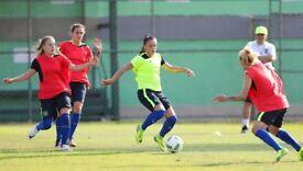 Women's Football Training (Saturday 10.00am)