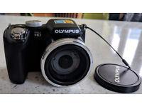Olympus SP-720UZ 14 Mega Pixel Digital Camera