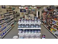 Hardware store with workshop & yard for sale. Fixtures, fittings, epos & existing stock included.