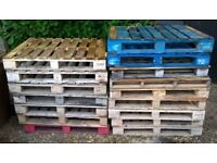 FREE Pallets - 120cm x 100cm - Wooden - Good Condition